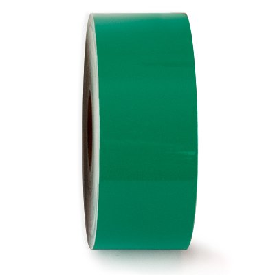 LabelTac® LT805-C Premium Vinyl Printer Label - Green