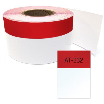 LabelTac® LT104WW Printable Wire Wraps - Red