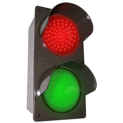Vertical LED Controller - Red/Green