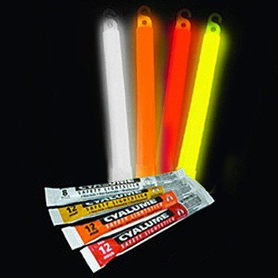 Emergency Cyalume Light Sticks