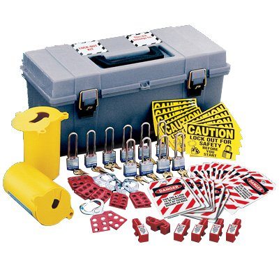 Multi-Person Electrical Lockout Kits