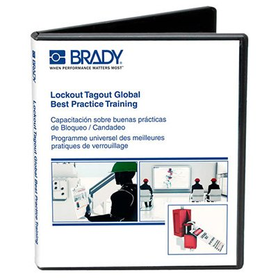 Lockout/Tagout Global Training Video USB