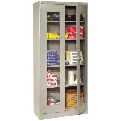 Tennsco's Lyon Visible Storage Cabinets CVD1870