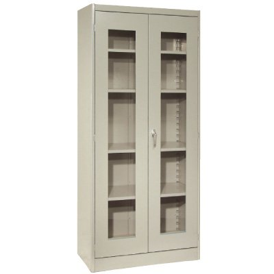 Tennsco's Lyon Visible Storage Cabinets CVD2470