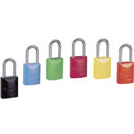 Master Lock® Aluminum Padlocks - Keyed-Differently