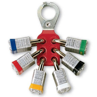 Master Lock® Steel Padlocks - Keyed-Differently Padlocks