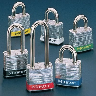 Keyed Alike Steel Master Lock Padlock