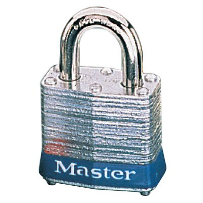 Master Lock® Steel Laminated Padlocks