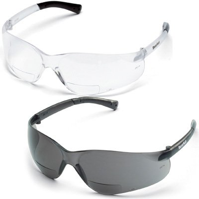 MCR Safety BearKat® Magnifying Safety Glasses