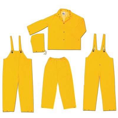 MCR Safety Classic 3-Piece Rainwear