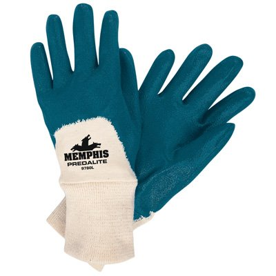 MCR Safety Predator® Nitrile Gloves 97980L