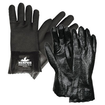 MCR Safety Dipped PVC Gloves