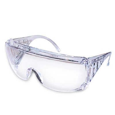 MCR Safety Yukon® Visitor Glasses (Dozen) 9800D