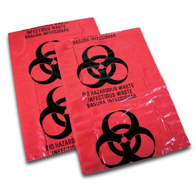 Medique® 10-Gallon Bio-Waste Bags 84413