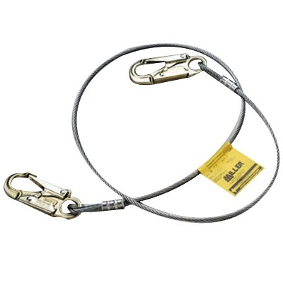Miller® Wire Rope Lanyards