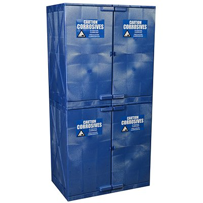 Modular Quik-Assembly™ Poly Cabinet, 48 Gallon