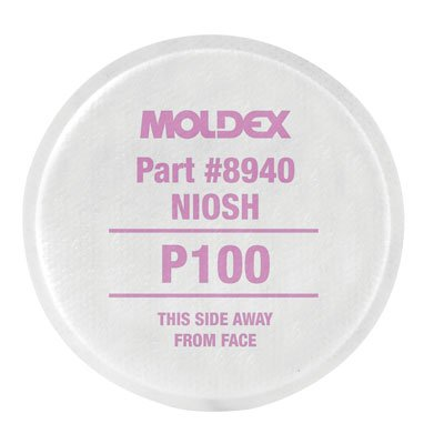 Moldex® 8000 Series Particulate Filters 8940S