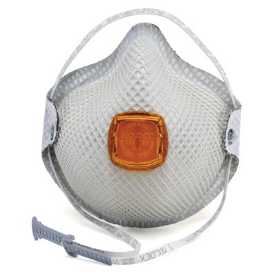 Moldex™ 2800N95 Series Particulate Respirators with HandyStrap® 2800N95S