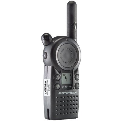 Motorola Two-Way CLS Series Radio