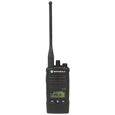 Motorola RDX Series Two-Way Radio with LCD