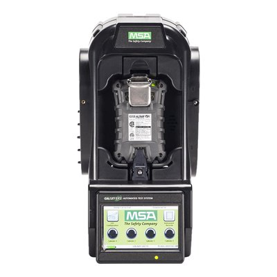 MSA Altair GX2 Multi-Gas Detector Test Stand