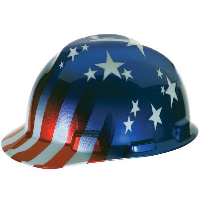 MSA Freedom Series® V-Gard® Hard Caps