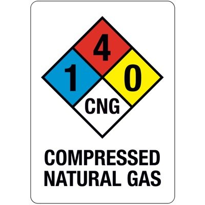 N-11 Compressed Natural Gas + NFPA - Vinyl