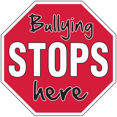 No Bullying Signs - Bullying Stops Here