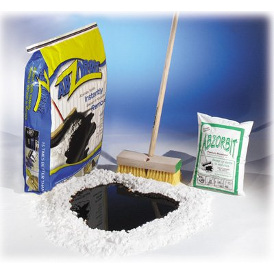 Abzorbit™ Loose Absorbent Floor Sweep