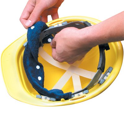 OccuNomix Clip-On Hard Hat Sweatbands 880