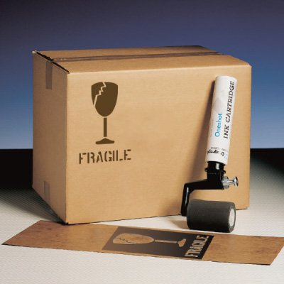 One-Shot Stencil Applicator Kit