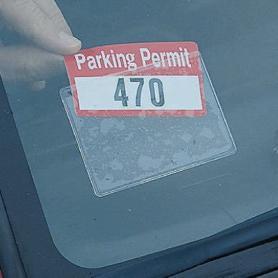 Parking Permit Holder