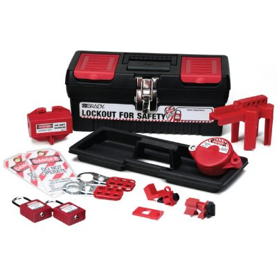 Brady® Personal Basic Lockout Kit