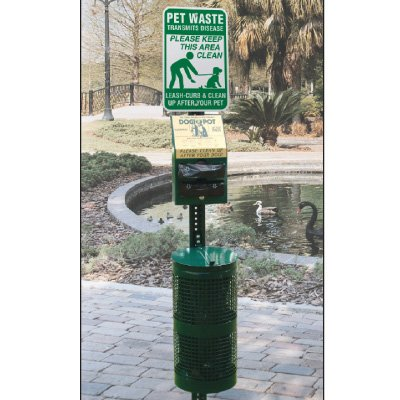 DOGIPOT Pet Waste Disposal Station 1003-L
