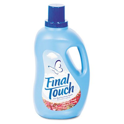 Phoenix Brands Final Touch Liquid Fabric Softener 58420EA