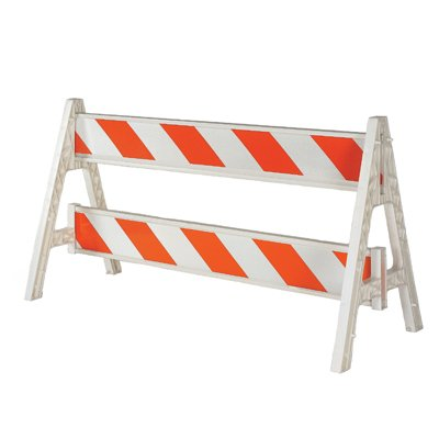 Plastx™ P-Cade Pedestrian Barricade Kit, 2 T-Boards