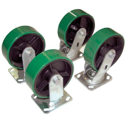 Poly-On-Poly Casters