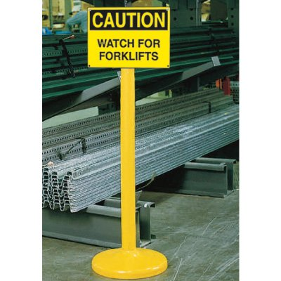 Portable Safety Sign Stanchion