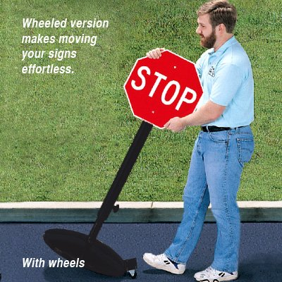 Portable Sign Stands