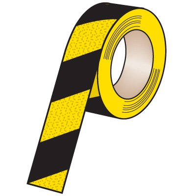 Vinyl Cloth Tapes - Yellow