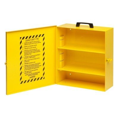 Prinzing® Metal Lockout Cabinet