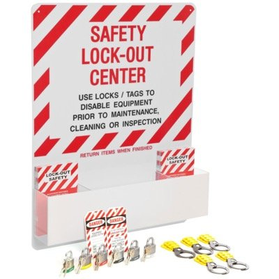 Prinzing® Safety Lockout Center
