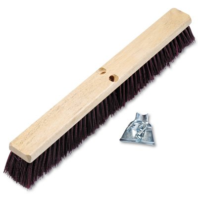 Boardwalk Proline Stiff Polypropylene Floor Brush Heads BWK20324