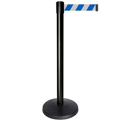 Queue way® Plus Stanchion, Chevron
