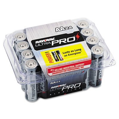 Rayovac® Industrial PLUS Alkaline Batteries