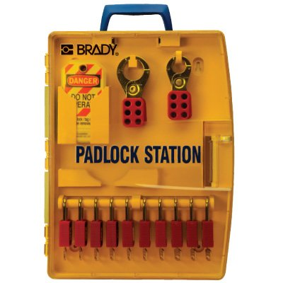 Ready Access Padlock Stations