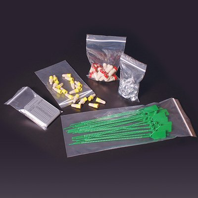 Reclosable Polyethylene Bags (4-Mil)