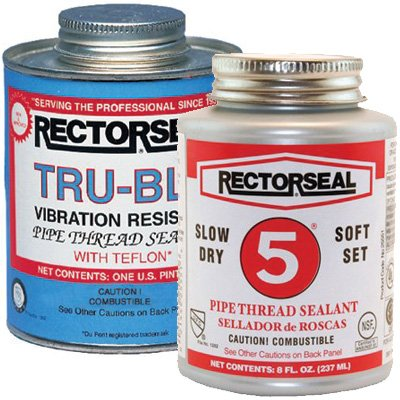 Rectorseal - Tru-Blu™ Pipe Thread Sealants