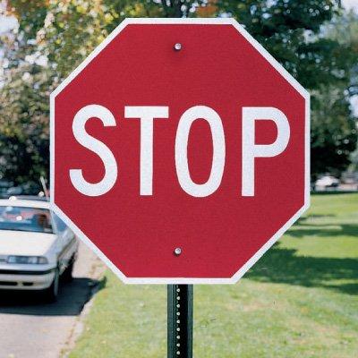 All Stop Signs