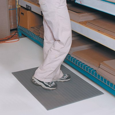 Ribbed Foam Anti-Fatigue Mats